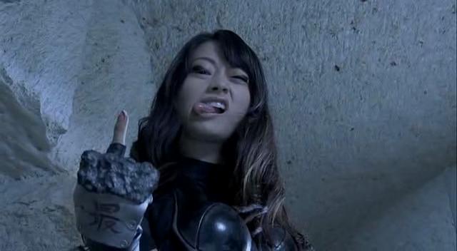ALIEN VS NINJA (エイリアンVSニンジャ) de Chiba Seiji (2010)