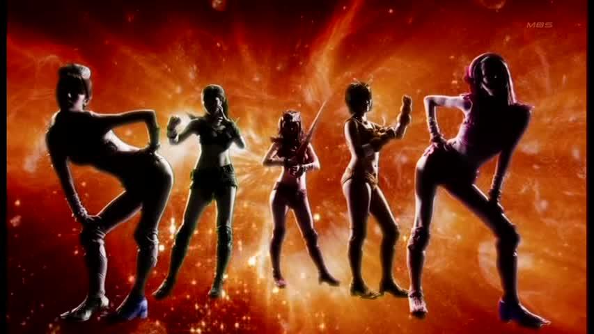 THE ANCIENT DOGOO GIRLS (古代少女隊ドグーンⅤ) de Iguchi Noboru, Nishimura Yoshihiro, Toyoshima Keisuke, Inoue Yûsuke, Tsuyoshi Kazuno, Tosaka Takumaet MiyakeRyûta (2010)