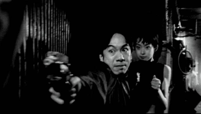 BULLET BALLET (バレット・バレエ) de Tsukamoto Shinya (1998)