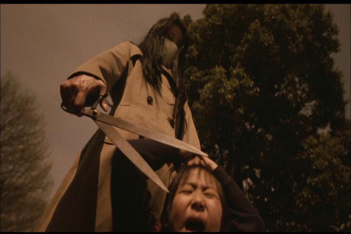 CARVED – THE SLIT-MOUTHED WOMAN (口裂け女) de Shiraishi Kôji (2007)