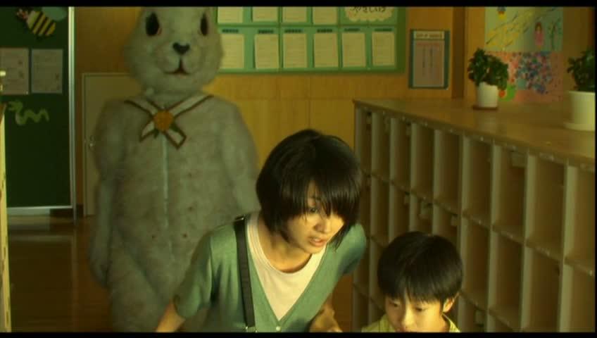 RABBIT HORROR 3D (ラビット・ホラー3D) de Shimizu Takashi (2011)