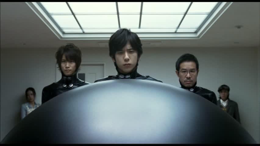GANTZ de Sato Shinsuke (2010)