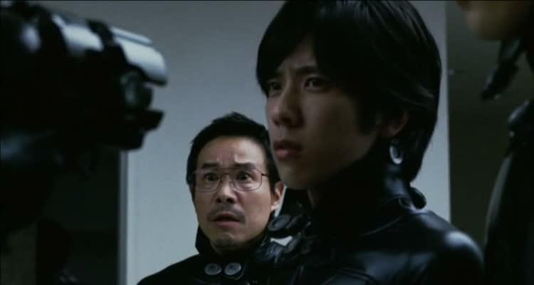 GANTZ REVOLUTION (Gantz Perfect Answer) de Sato Shinsuke (2011)