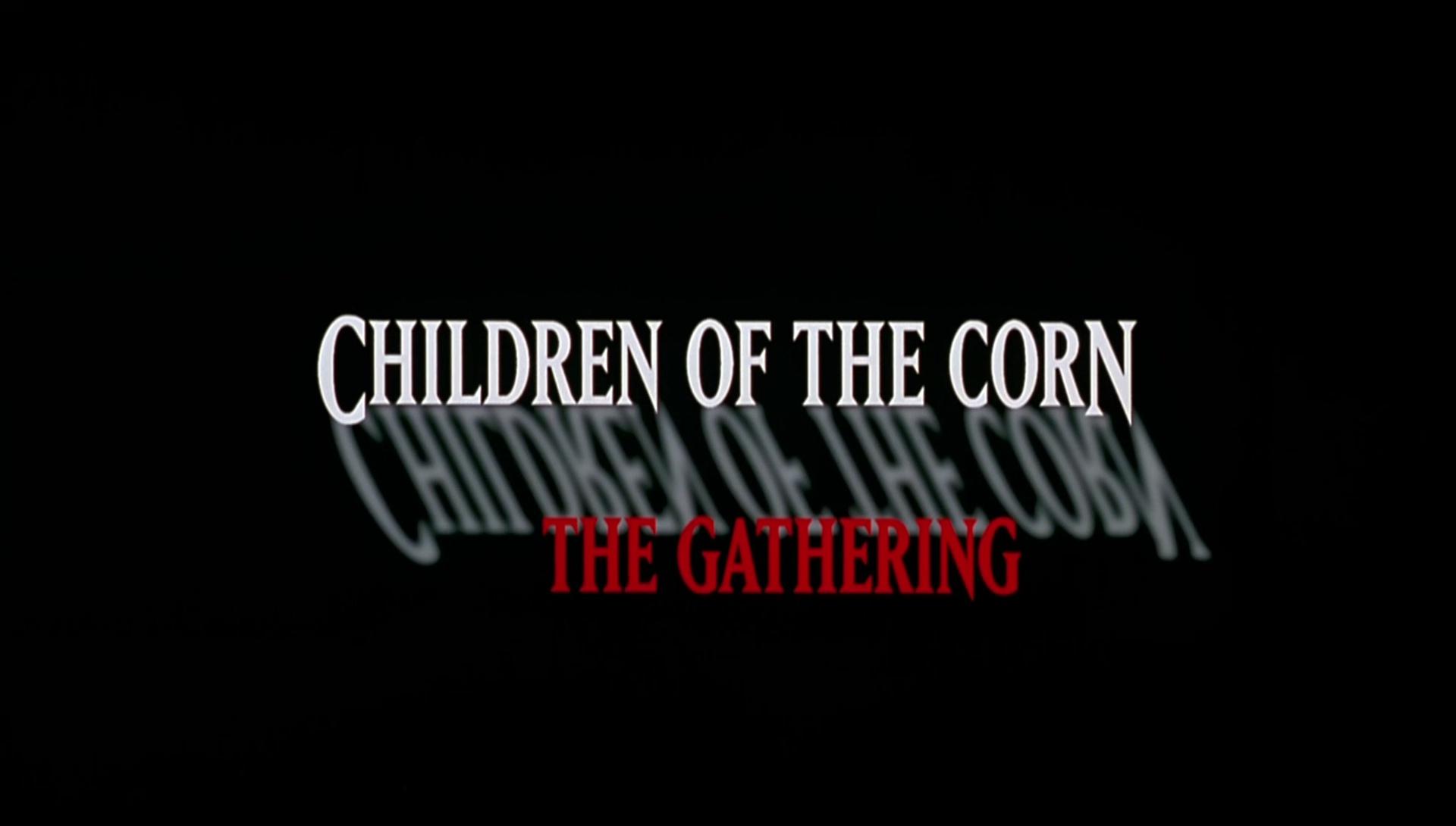 LES ENFANTS DU MAÏS 4 : LA MOISSON (Children of the Corn 4: The Gathering) de Greg Spence (1996)