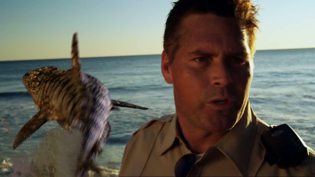 SAND SHARKS de Mark Atkins (2011)