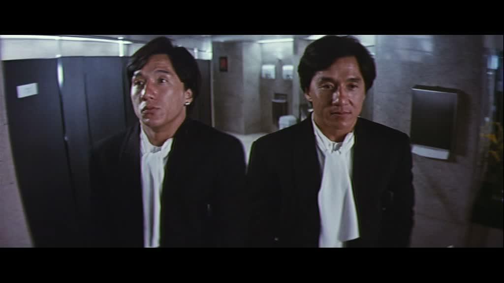 TWIN DRAGONS (雙龍會) de Tsui hark et Ringo Lam (1992)