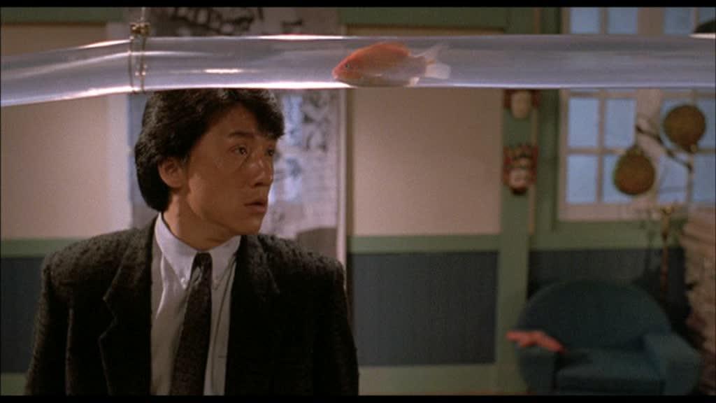 DRAGONS FOREVER (飛龍猛將) de Sammo Hung (1988)