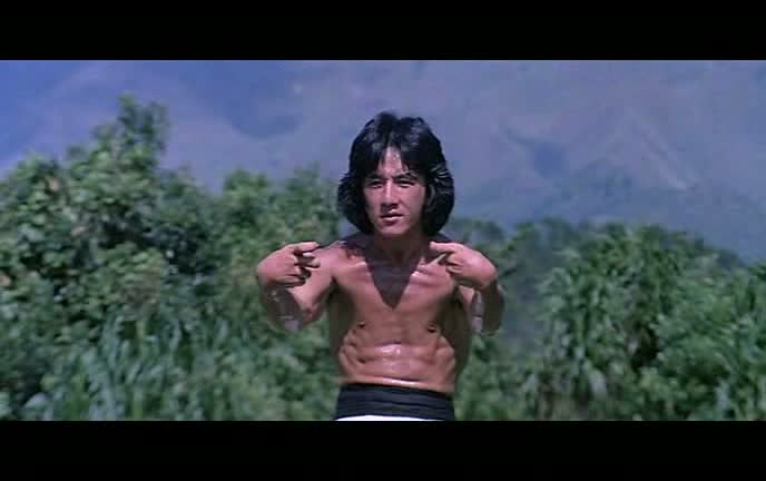 LE MAÎTRE CHINOIS (Drunken Master – 醉拳) de Yuen Woo-Ping (1978)