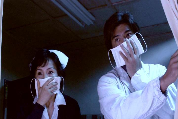 INFECTION (感染) de Ochiai Masayuki (2004)