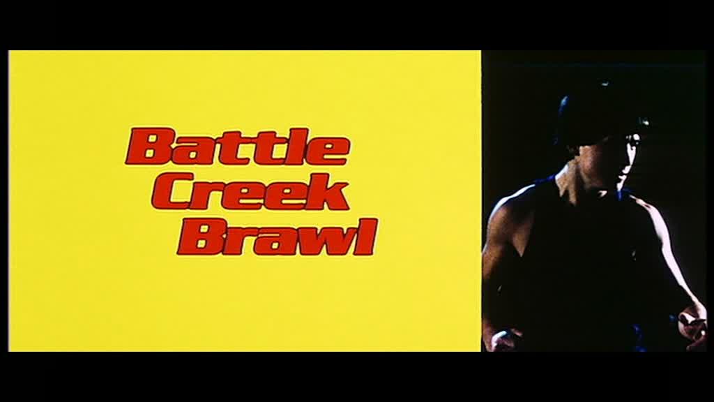 LE CHINOIS (Battle Creek Brawl) de Robert Clouse (1980)