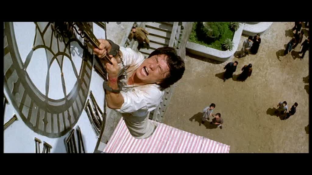 LE MARIN DES MERS DE CHINE (A計劃) de Jackie Chan (1983)