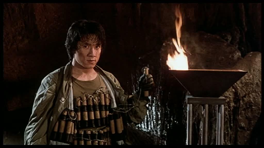 MISTER DYNAMITE (龍兄虎弟) de Jackie Chan et Eric Tsang (1986)