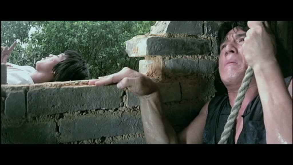 LA DANSE DU LION (師弟出馬) de Jackie Chan (1980)