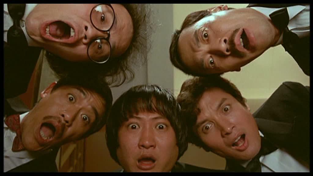 LE GAGNANT (奇谋妙计五福星)  de Sammo Hung (1983)
