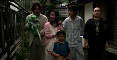 LIZARD BABY (怪奇!死人少女) de Nakamura Yoshihiro (2005)