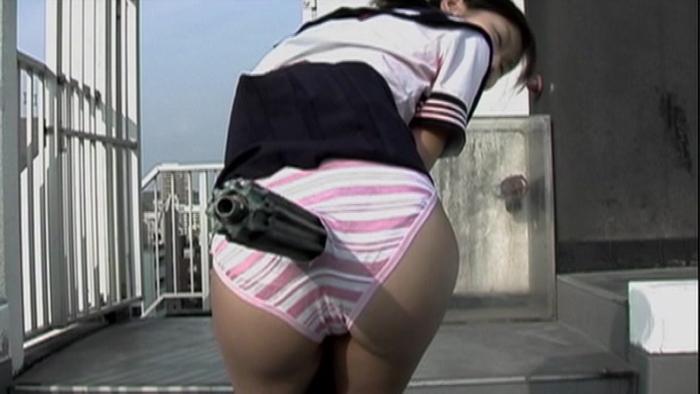 THE MACHINE GIRL LITE (Hajiraiマシンガール) de Iguchi Noboru (2009)