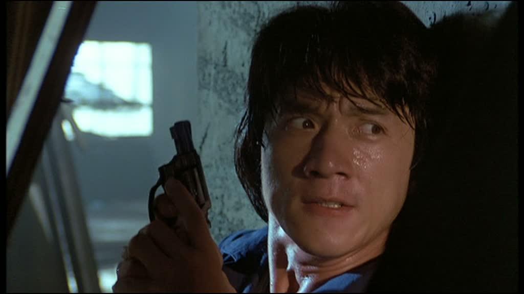 FIRST MISSION (龍的心) de Sammo Hung (1985)