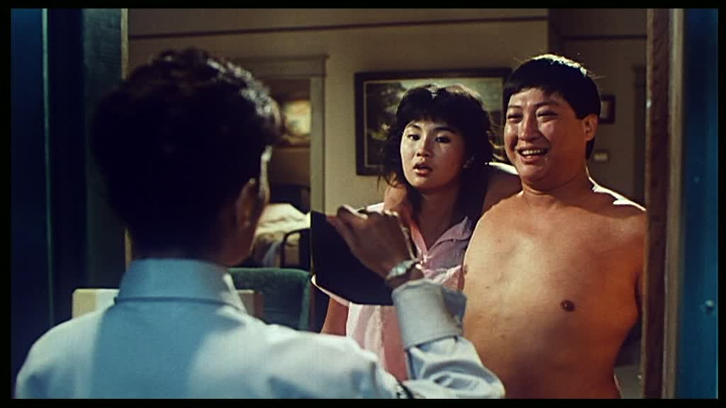 MARIAGE BLANC (過埠新娘) de Alfred Cheung (1988)