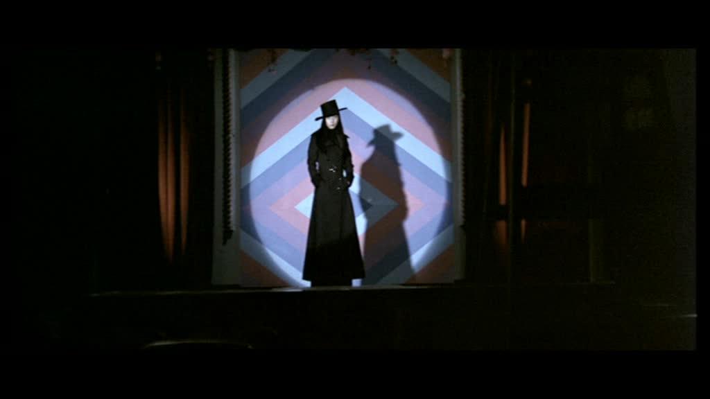 LA MÉLODIE DE LA RANCUNE (女囚さそり 701号怨み節) de Hasebe Yasuharu (1973)