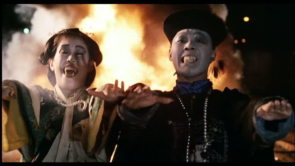 LE RETOUR DE MR VAMPIRE (僵屍家族) de Ricky Lau (1986)