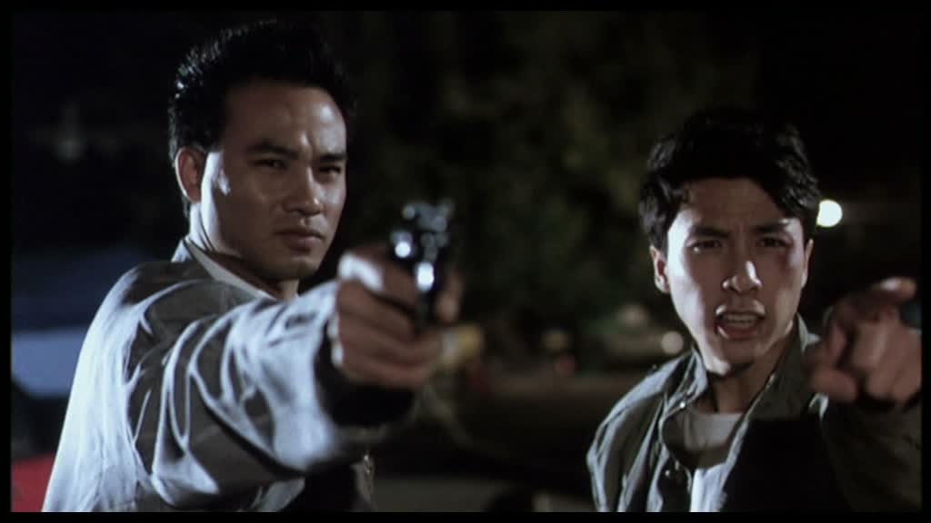 TIGER CAGE (特警屠龍) de Yuen Woo Ping (1988)