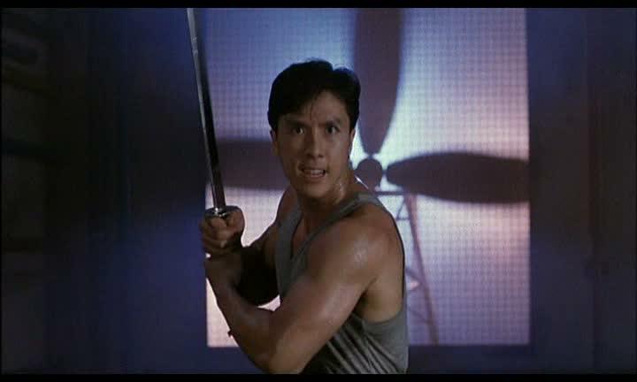 TIGER CAGE 2 (洗黑錢) de Yuen Woo Ping (1990)