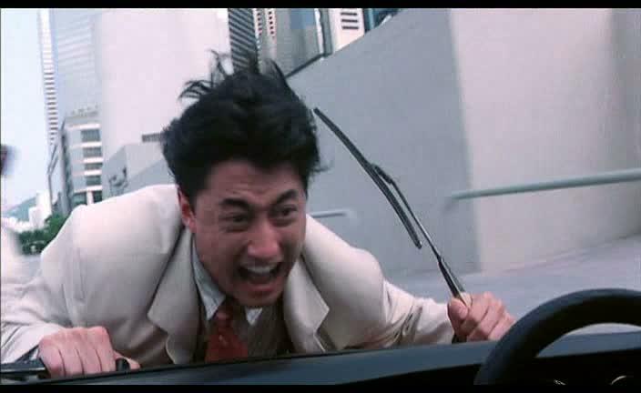 TIGER CAGE 3 (冷面狙击手) de Yuen Woo Ping (1991)