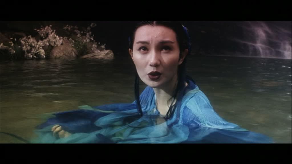 GREEN SNAKE (青蛇) de Tsui Hark (1993)