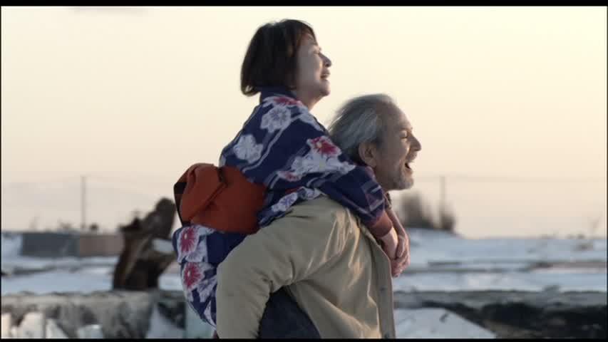 THE LAND OF HOPE (希望の国) de Sono Sion (2012)