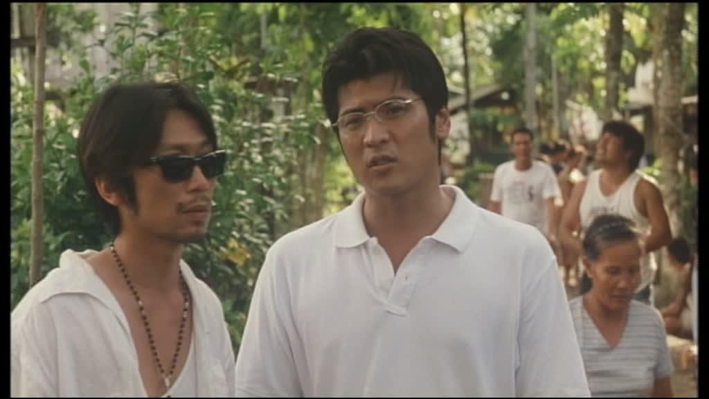 LES PRISONNIERS DU PARADIS (天国から来た男たち) de Miike Takashi (2001)