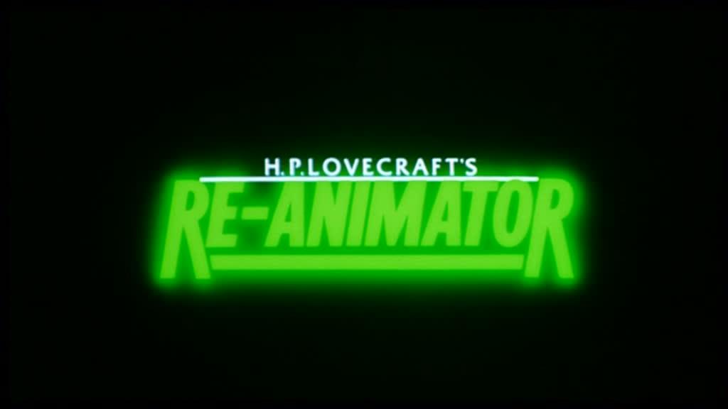 RE-ANIMATOR de Stuart Gordon (1985)