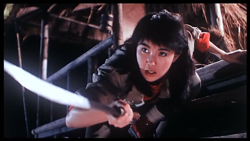 LA SEPTIÈME MALÉDICTION (原振俠與衛斯理) de Nam Nai Choi (1986)