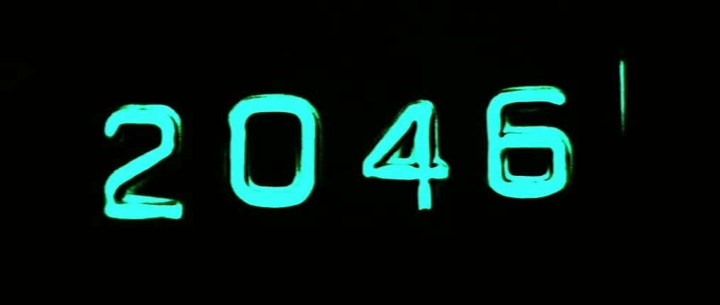 2046 de Wong Kar-Wai (2004)