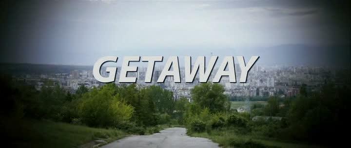 GETAWAY de Courtney Solomon (2013)