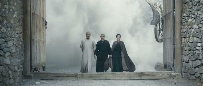 TAI CHI HERO (太極2 英雄崛起) de Stephen Fung (2012)