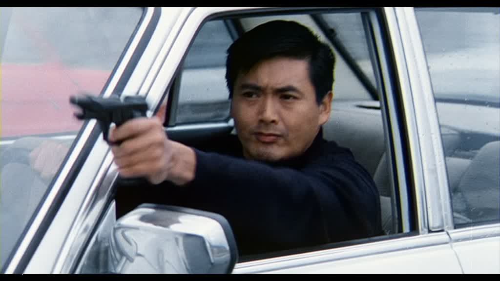 LES ASSOCIÉS (縱橫四海) de John Woo (1991)