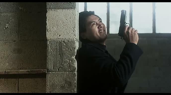 FLAMING BROTHERS (江湖龍虎鬥) de Joe Cheung (1987)