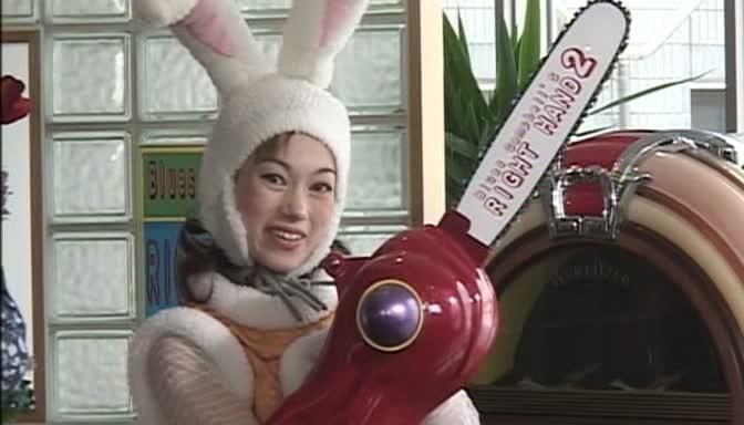 STACY (ステーシー) de Tomomatsu Naoyuki (2001)