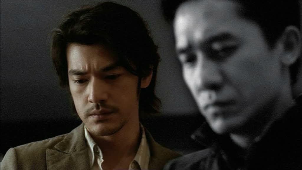 CONFESSION OF PAIN (傷城) de Andrew Lau et Alan Mak (2006)