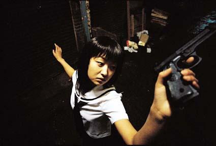 TEENAGE HOOKER BECOMES A KILLING MACHINE (대학로에서 매춘하다가 토막살해당한 여고생 아직 대학로에 있다) de Nam Gee-Woong (2000)