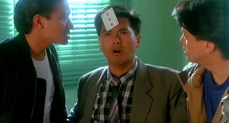 GOD OF GAMBLERS (賭神) de Wong Jing (1989)