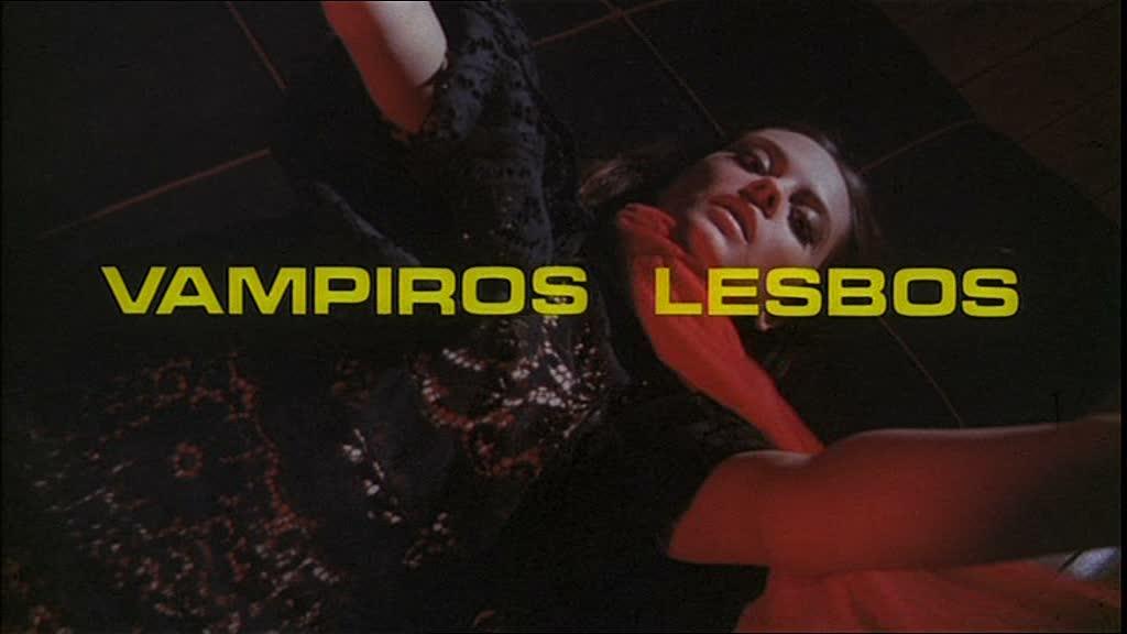 VAMPYROS LESBOS de Jess Franco (1971)