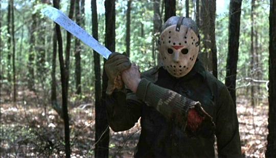 VENDREDI 13 CHAPITRE 6 : JASON LE MORT-VIVANT (Friday the 13th Part VI: Jason Lives) de Tom McLoughlin (1986)