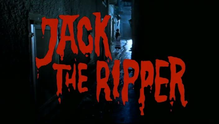 JACK L'ÉVENTREUR (Jack the Ripper)de Jess Franco (1976)