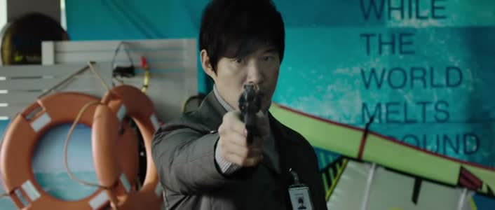 THE TARGET (표적) de Chang (2014)