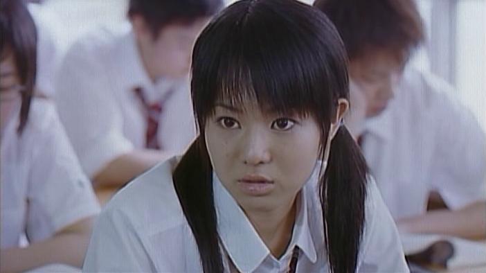 TSUMUGI (制服美少女 先生あたしを抱いて) de Takahara Hidekazu (2004)