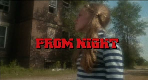 LE BAL DE L'HORREUR (Prom Night) de Paul Lynch (1980)