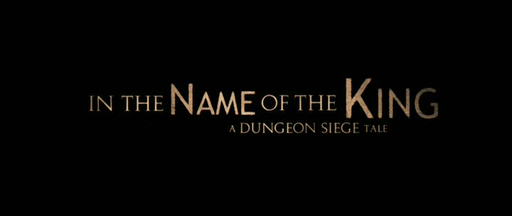 KING RISING (In The Name of the King: A Dungeon Siege Tale) de Uwe Boll (2007)