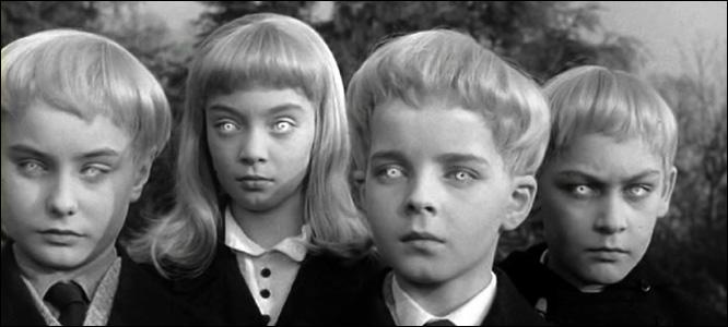LE VILLAGE DES DAMNÉS (Village of the Damned) de Wolf Rilla (1960)