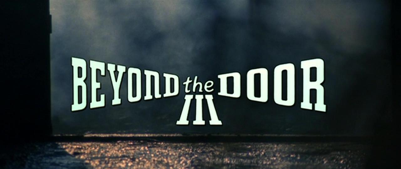 EVIL TRAIN (Beyond the Door 3) de Jeff Kwitny (1989)